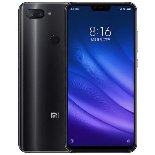 """Smartphone 6,26"""" Xiaomi Mi8 Lite Global (B20 et B28) - 4 go de RAM, 64Go - Noir"""