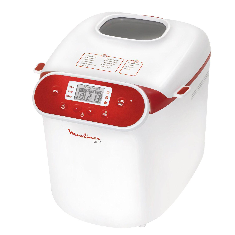 [Membres Premium Amazon.it] Machine à pain Moulinex OW310130