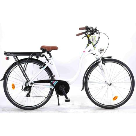 """Vélo électrique 28""""  Makadam E-Lane (via 699,30€ sur le compte fidélité) - La Seyne-sur-Mer (83)"""