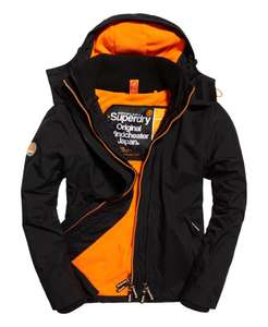 Manteau Superdry Pop Arctic SD-Windcheater (Taille S)