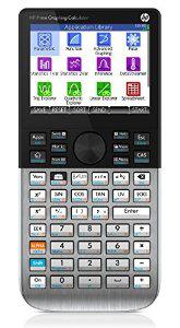 [Membres Premium] Calculatrice graphique HP Prime multipoints écran couleur - gris/Noir