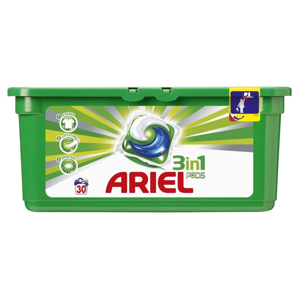 [Membres Premium] Lessive Ariel 3en1 Pods Régulier - 30 doses