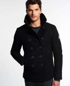Caban Superdry Rookie - Noir, Taille S