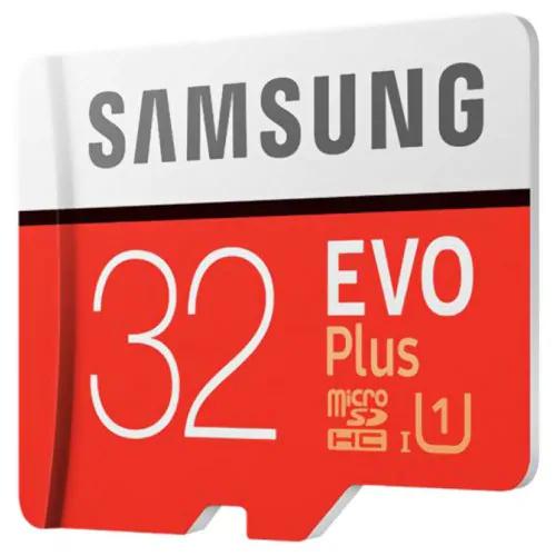 Carte MicroSD Samsung Evo Plus - 32Go