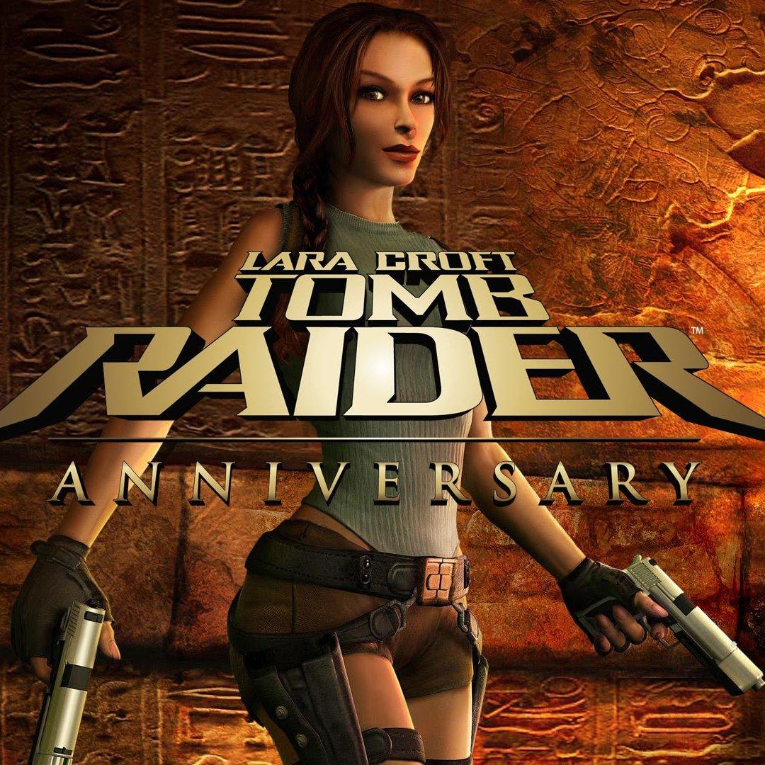 Selection de jeux Tomb Raider en promo - Ex :Tomb Raider Anniversary sur PC (Dématérialisé)
