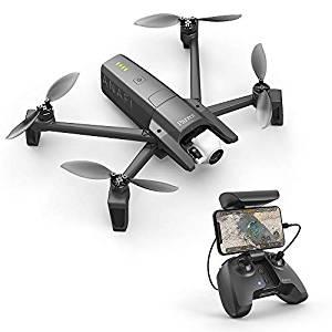 Drone quadricoptère 4K Parrot Anafi - Gris