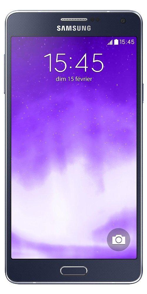 """[Membres Premium] Smartphone 5.5"""" Samsung Galaxy A7 noir (via ODR 70€)"""