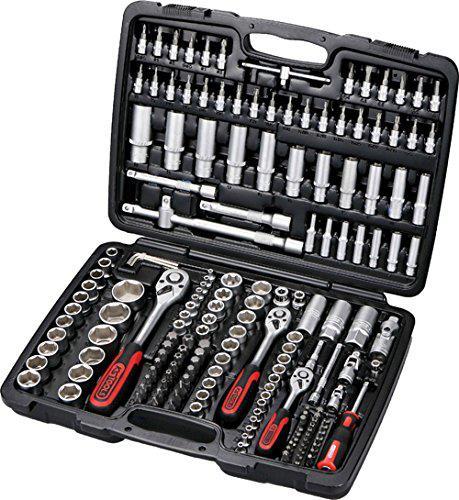 [Membres Premium] Kit de clés et douilles Ks Tool - 179 pièces