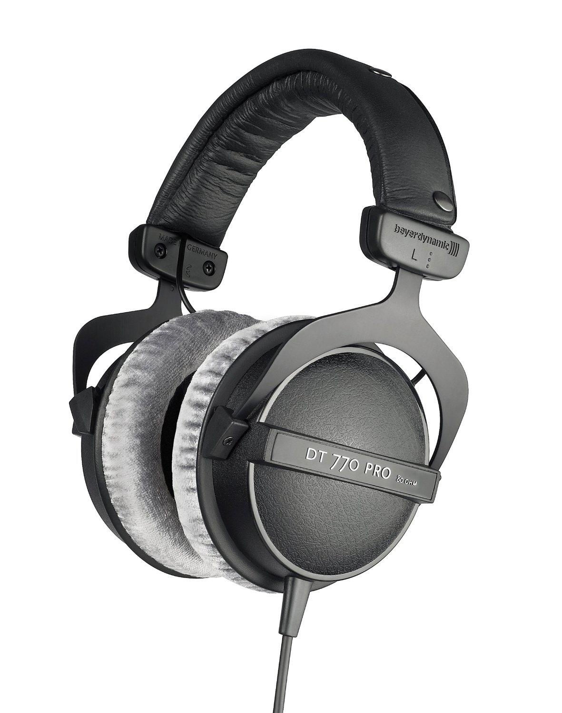 [Membres Premium] Casque de studio Beyerdynamic DT-770 Pro 80 Ohm