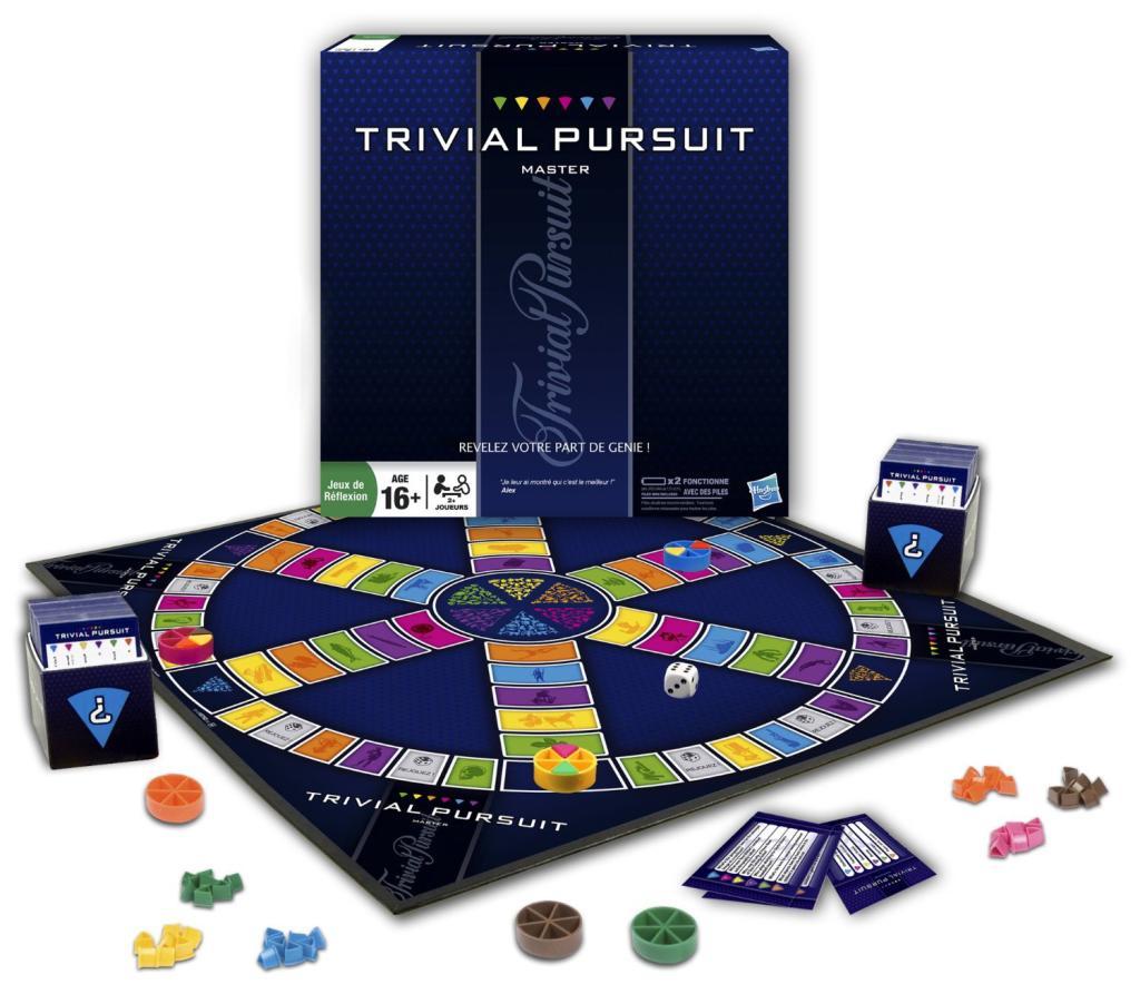 [Membres Premium] Trivial Pursuit Master (avec ODR 50%)
