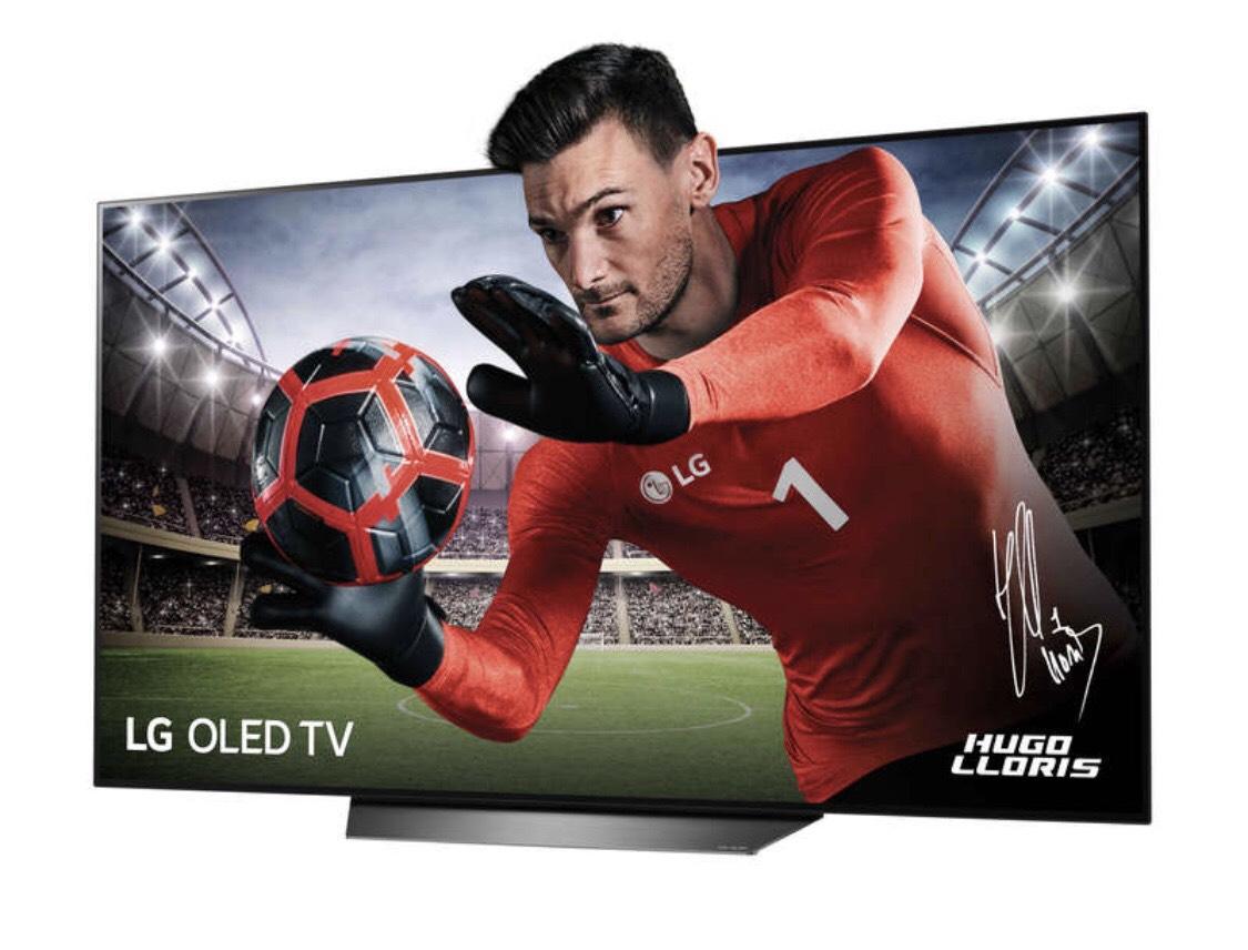 "[Carte Confo+] TV OLED 55"" LG 55B8 TV - UHD 4K, HDR, Dolby Vision, Smart TV"