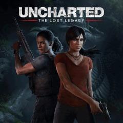 Uncharted: The Lost Legacy sur PS4 (Dématérialisé - Compte US)