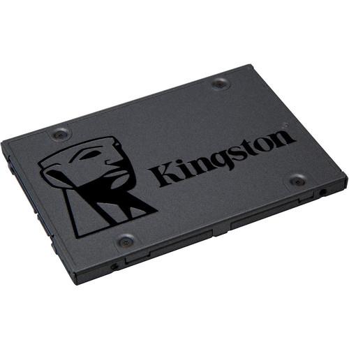"SSD interne 2.5"" Kingston A400 (TLC), 960 Go (118,59€ avec le code CYBERMONDAY)"