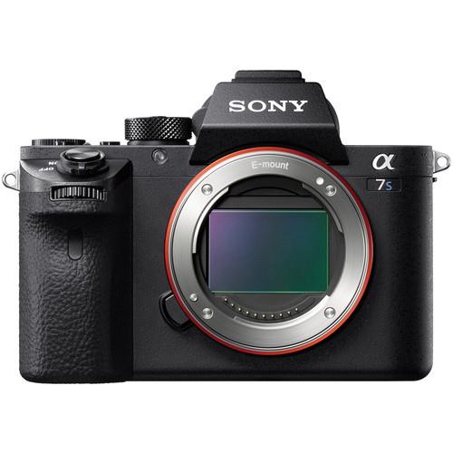 Boitier photo Sony Alpha 7SII (12Mp) nu