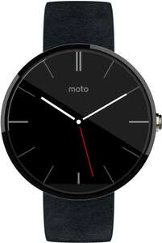 [Membres Premium] Montre connectée Motorola Moto 360