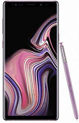 """Smartphone 6.4"""" Samsung Galaxy Note 9 - 128 Go (version Italienne)"""