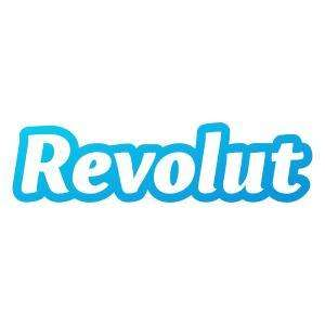 [Nouveaux clients] Livraison gratuite de la carte prépayée Visa Revolut (au lieu de 6€)
