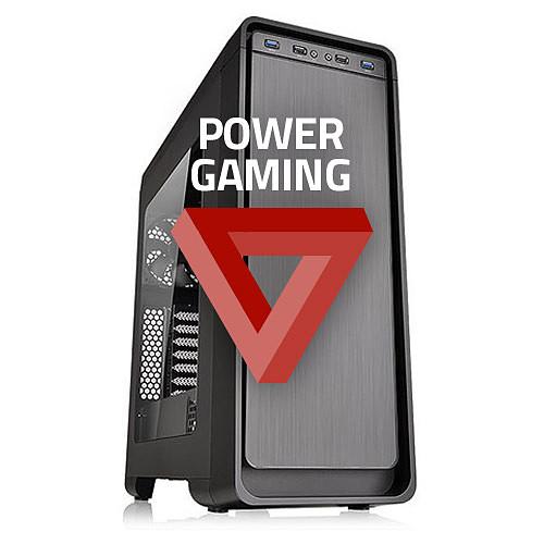 PC de bureau à monter HardWare.fr Power Gaming - Ryzen 5 2600, GeForce GTX 1070 Ti 8 Go, 16 Go de DDR4, SSD 500 Go et Disque 2 To