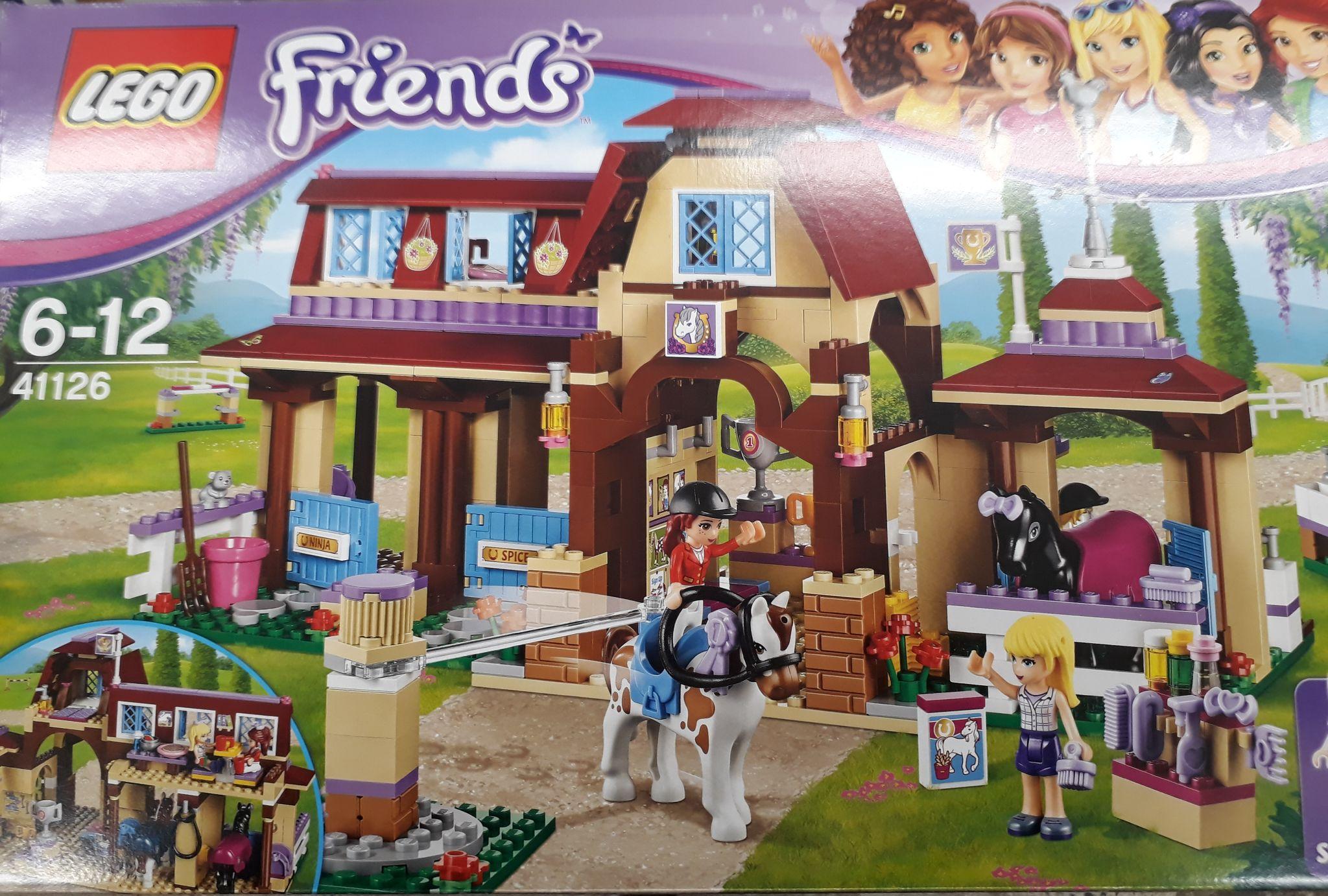 Lego Friends 41126 Club d'équitation