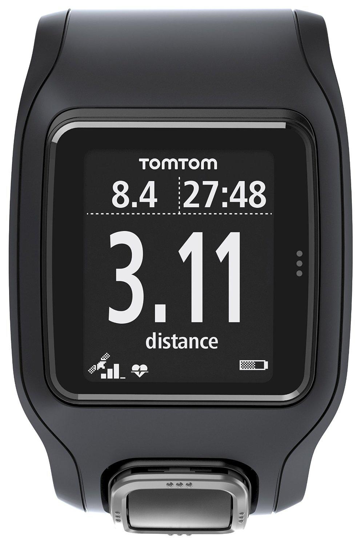 [Membres Premium] Montre GPS Runner Cardio TomTom - Cardio intégré - Noir
