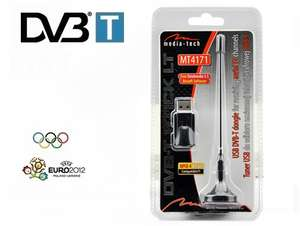 Tuner TV TNT USB HD Slim