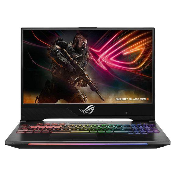 """PC Portable 15.6"""" Asus ROG Strix HERO II GL504GM-ES258T - Full HD, HDD 1 TO + SSD 256 Go, 8 Go RAM, Windows 10, GTX 1060"""