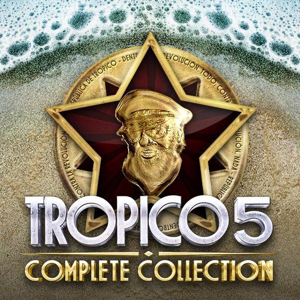 Tropico 5 Complete Collection - Le jeu + Toutes les extensions et DLC sur PC (Dématérialisé - Steam)