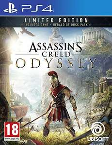 Assassin's Creed Odyssey - Limited Edition sur PS4 ou Xbox One