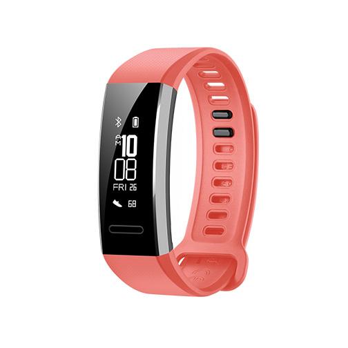Bracelet connecté Huawei SmartBand Pro 2 - rouge