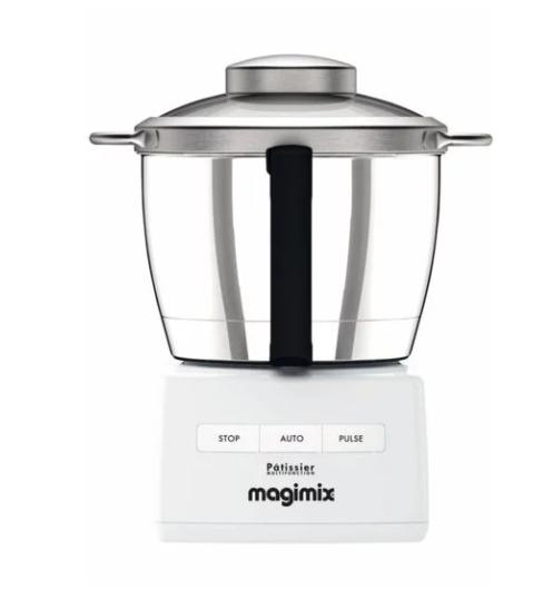 Robot pâtissier Magimix Pâtissier multifonction CS 6200 XL - 1500 W, blanc