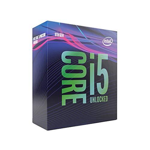 Processeur Intel Core - i5 9600k (Frais de douane et d'importation inclus)