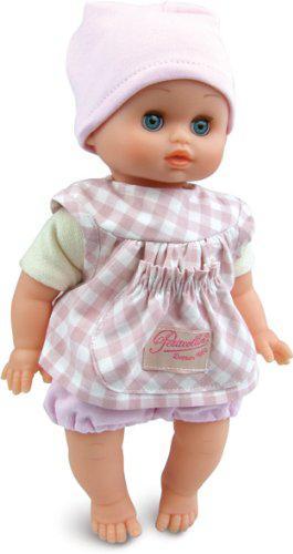 [Membres premium] Poupée - Petit Câlin Écolo Doll - Choupinette - 28 cm (coton bio)
