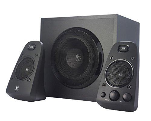 Système de haut-parleurs 2.1 Logitech Z623 - 200 W ;noir