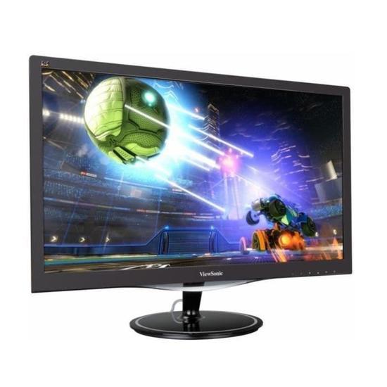 "Ecran PC 24"" ViewSonic VX2457- Full HD, Dalle TN, 1 ms, FreeSync"