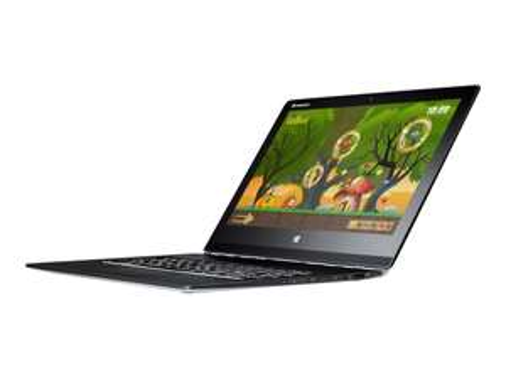 "[Membres Premium] Pc portable tactile 13.3"" Lenovo Yoga 3 Pro  Argent (Intel Core M, 8 Go de RAM, 512 Go, Windows 8.1) (ODR TVA)"