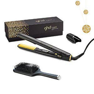[Membres Premium] Lisseur GHD Gold Classic + Brosse plate GHD + Sautoir doré L'Oréal