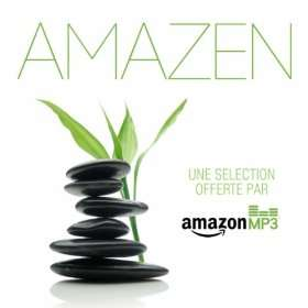 """album gratuit """"Amazen"""" (musique zen) format mp3"""