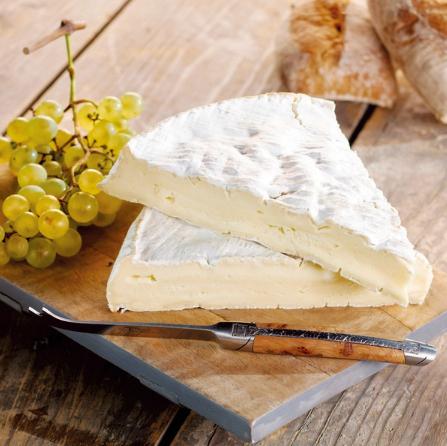 200 g de fromage Brie le Roitelet à la coupe (via BDR + Shopmium)