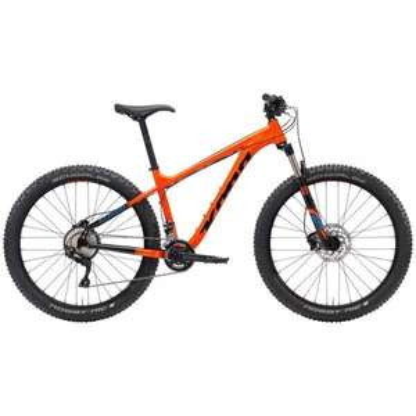 VTT Kona Big Kahuna 27,5+ Orange 2018 (Cadres au choix)