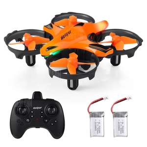 Drone Orange Helifar H803  (avec fonctions anti collision et return at home)