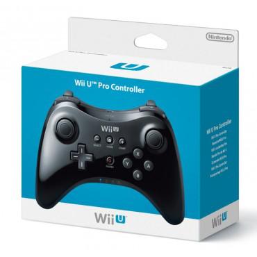 Manette Wii U pro classique noir
