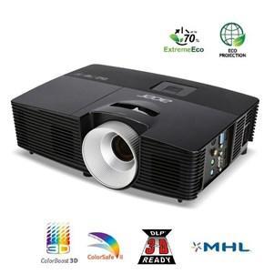 Vidéoprojecteur Acer P1510 TCO 3D Ready Full HD 3500 Lumens