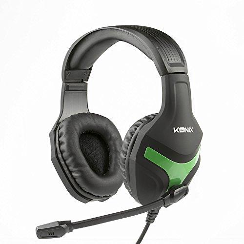 [Primes] Casque Gaming Konix MS-400 Avec Microphone Xbox One, PS4, PC, Prise Jack (Vendeur tiers)