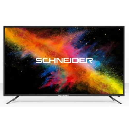 """TV LED 49"""" Schneider LED49-SCP250K - 4K"""