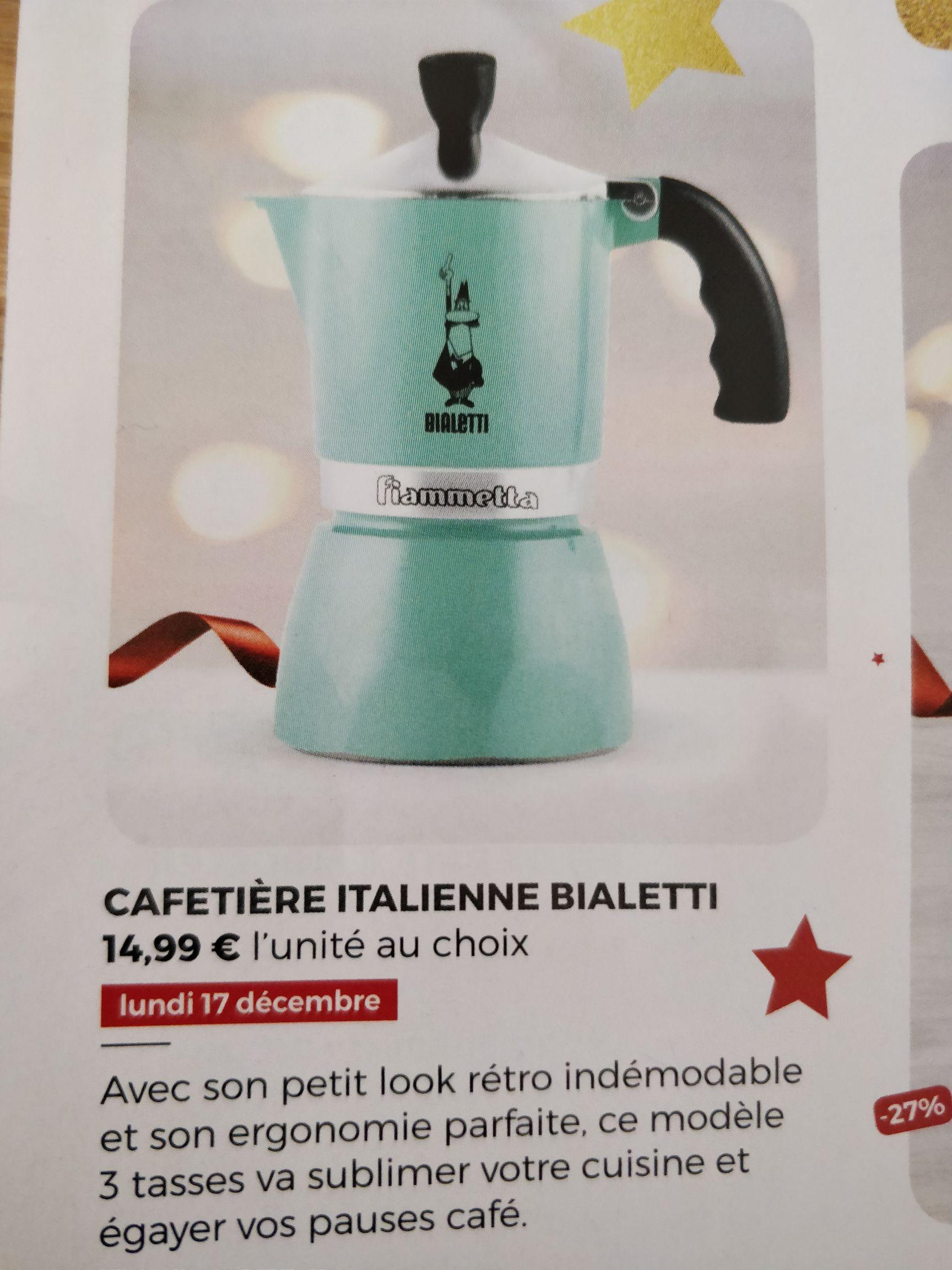 Cafetière italienne Bialetti