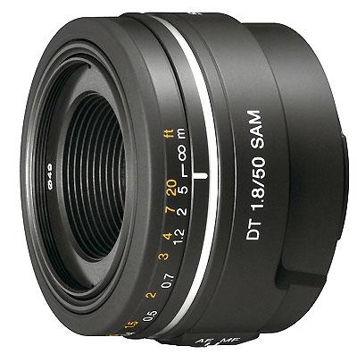 Sony SAL-50F18 Objectif DT 50 mm F1,8 SAM