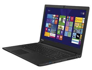 "PC Portable 15.6"" Toshiba Satellite Pro R50-B-10K I3-4005"