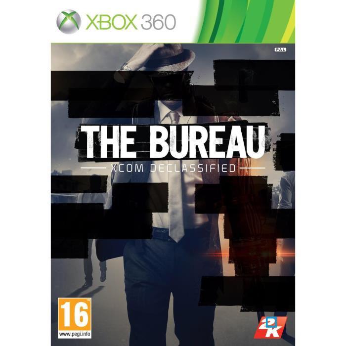 The bureau : Xcom declassified  sur Xbox 360