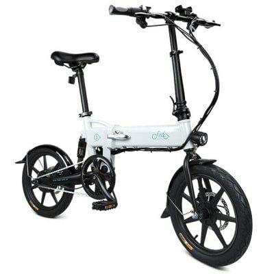 [Précommande] Vélo électrique pliable Fiido D2 (via application - entrepôt européen)