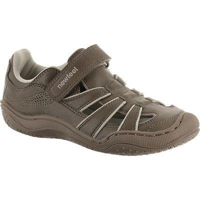 Chaussure été enfant Newfeel Pamoja Light - Beige